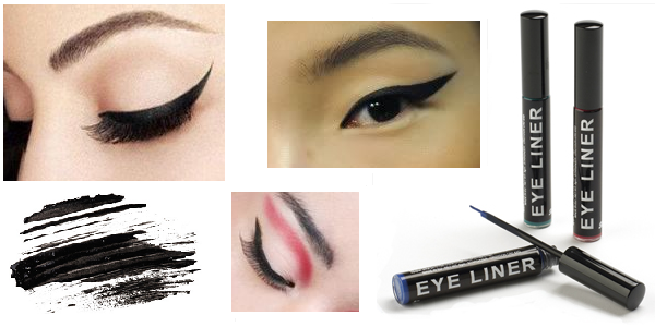 Eye Liner Ideas for Chinese New Year 2016