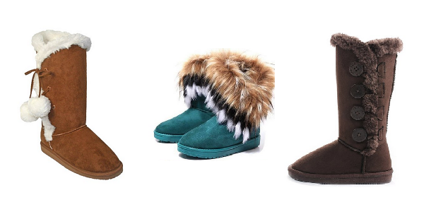Fashionable boots for Winter 2016