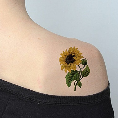 20 Floral Tattoo Ideas for Spring 2016 10