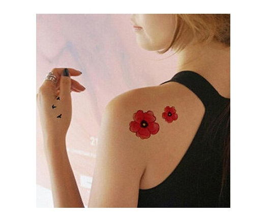 20 Floral Tattoo Ideas for Spring 2016 12