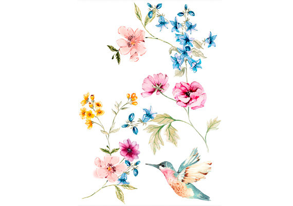 20 Floral Tattoo Ideas for Spring 2016 13