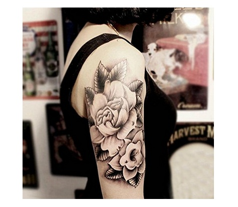 20 Floral Tattoo Ideas for Spring 2016 14