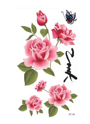 20 Floral Tattoo Ideas for Spring 2016 8