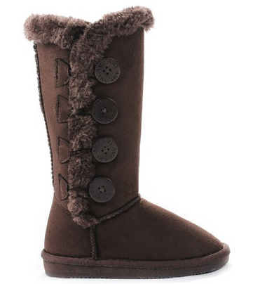 Mid Calf Winter Boots