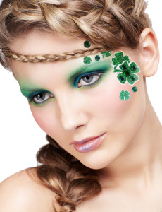 18 St. Patrick's Day Makeup Ideas for 2016 1