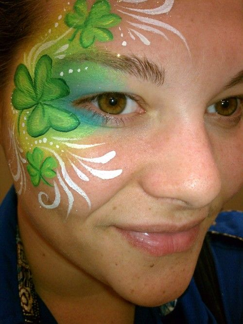 18 St. Patrick's Day Makeup Ideas for 2016 10