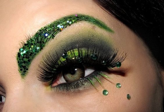 18 St. Patrick's Day Makeup Ideas for 2016 11