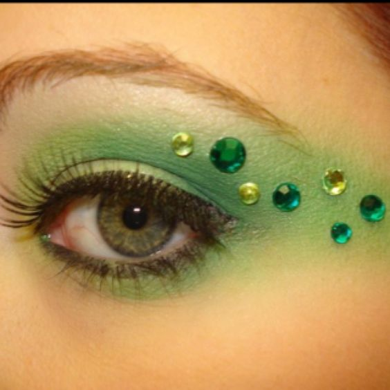 18 St. Patrick's Day Makeup Ideas for 2016 13
