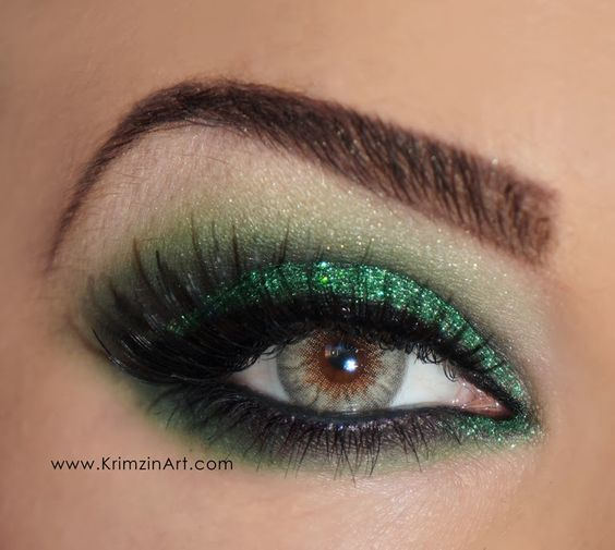18 St. Patrick's Day Makeup Ideas for 2016 14