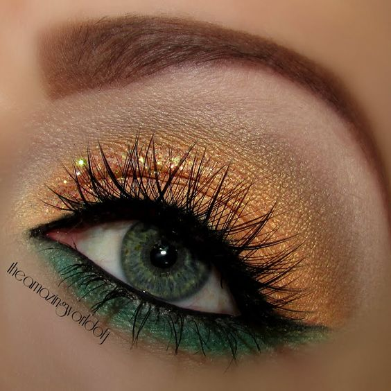 18 St. Patrick's Day Makeup Ideas for 2016 15