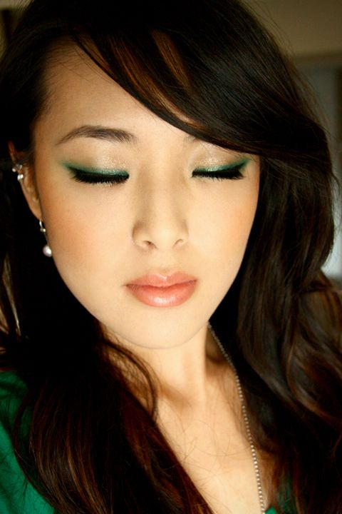 18 St. Patrick's Day Makeup Ideas for 2016 2