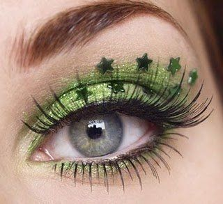 18 St. Patrick's Day Makeup Ideas for 2016 5