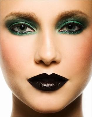 18 St. Patrick's Day Makeup Ideas for 2016 6