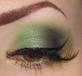 18 St. Patrick's Day Makeup Ideas for 2016 7