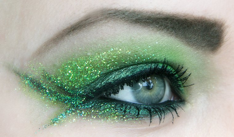 18 St. Patrick's Day Makeup Ideas for 2016 8