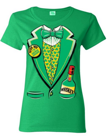 15 Great Shirt Ideas for St. Patrick's Day 9