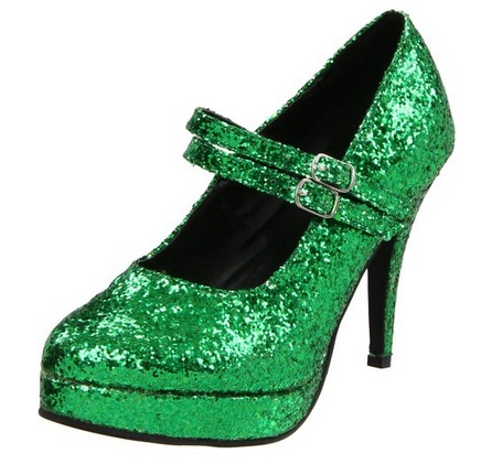 15 St. Patrick's Day High Heels 2016 13