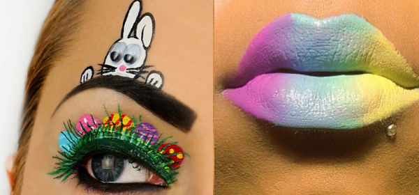 17 Easter Makeup Ideas 2016