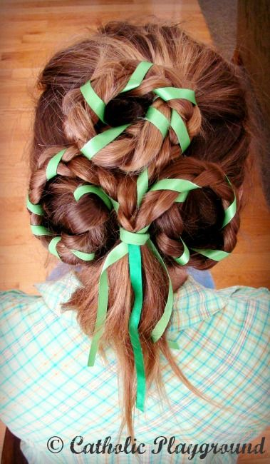 20 St. Patrick's Day Hairstyles 2016 10