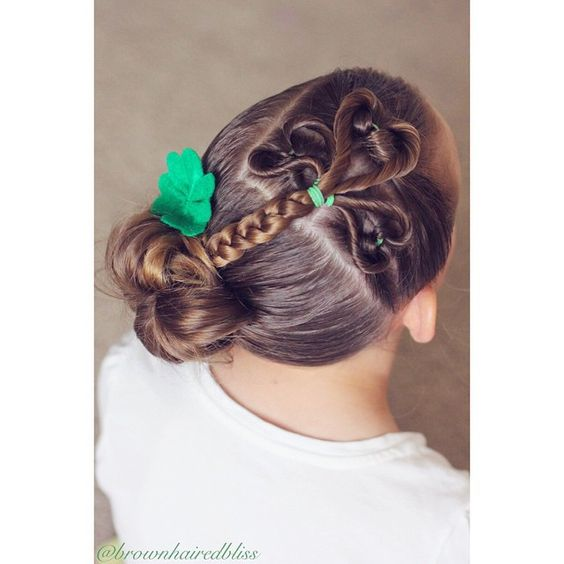 20 St. Patrick's Day Hairstyles 2016 15