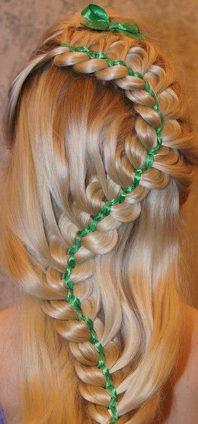 20 St. Patrick's Day Hairstyles 2016 7