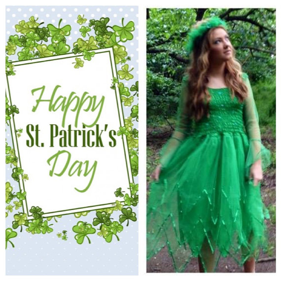 What To Wear For St. Patrick's Day 2016 7