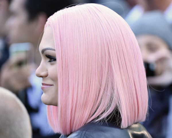 Pinks Hairstyles: Celebrities With Pink Hairstyles