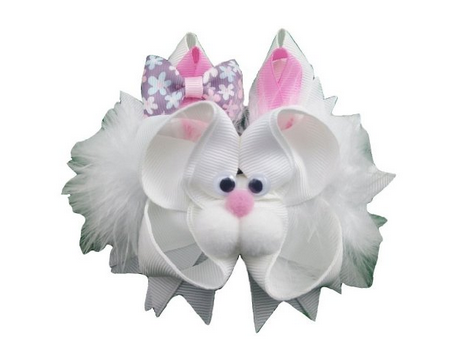 Easter Day Hair Clips For Kids and Girls 2016 1
