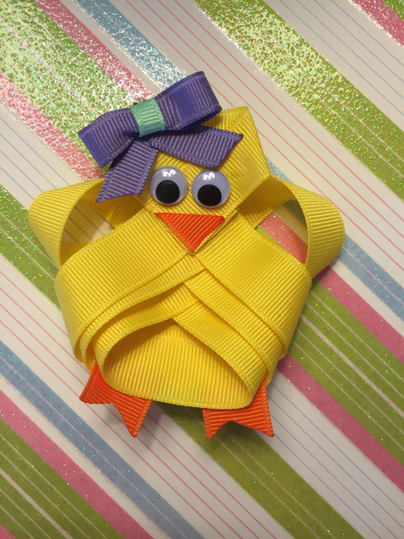 Easter Day Hairclips For Kids and Girls 2016 14