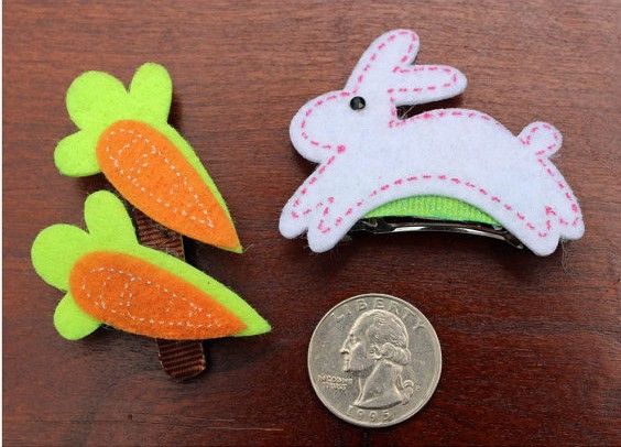 Easter Day Hairclips For Kids and Girls 2016 8