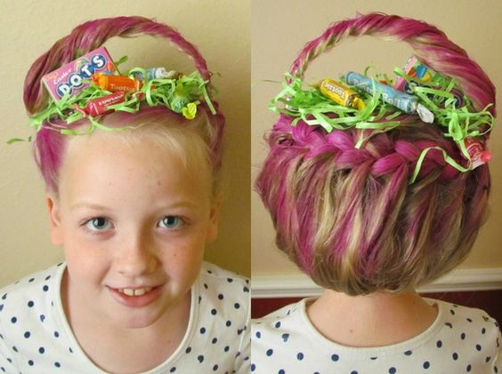 Remarkable Easter Hairstyles 2016 For Kids Teens And Adults Girlshue Hairstyles For Women Draintrainus