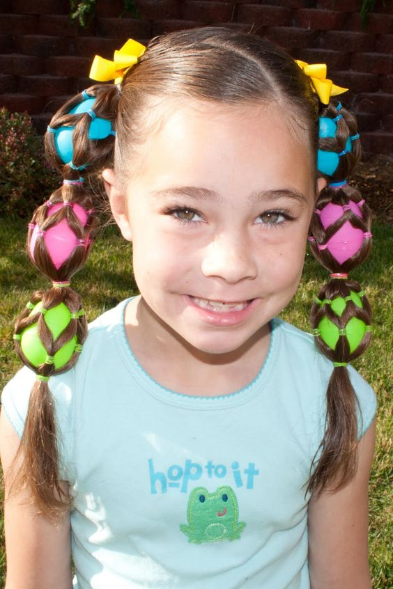 Easter Hairstyles 2016 3