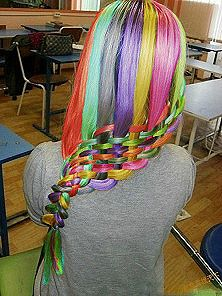 Easter Hairstyles 2016 6