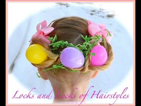 Easter Hairstyles 2016 7
