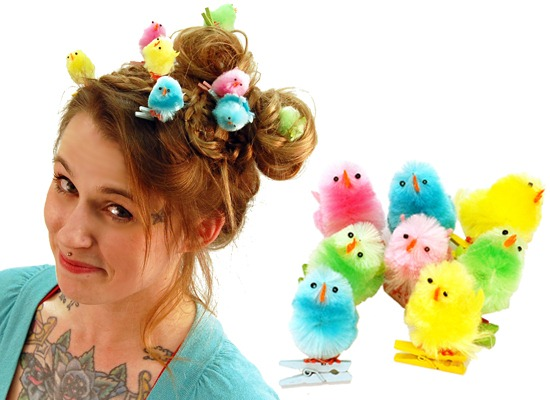 Easter Hairstyles 2016 8