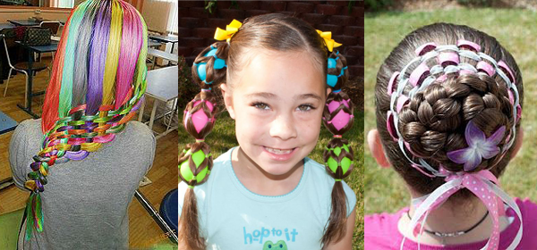 Admirable Easter Hairstyles 2016 For Kids Teens And Adults Girlshue Hairstyles For Women Draintrainus