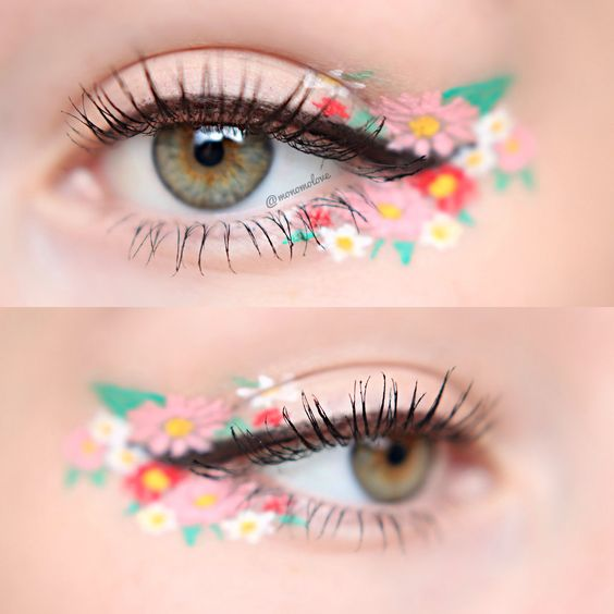 Easter Makeup Ideas 2016 1