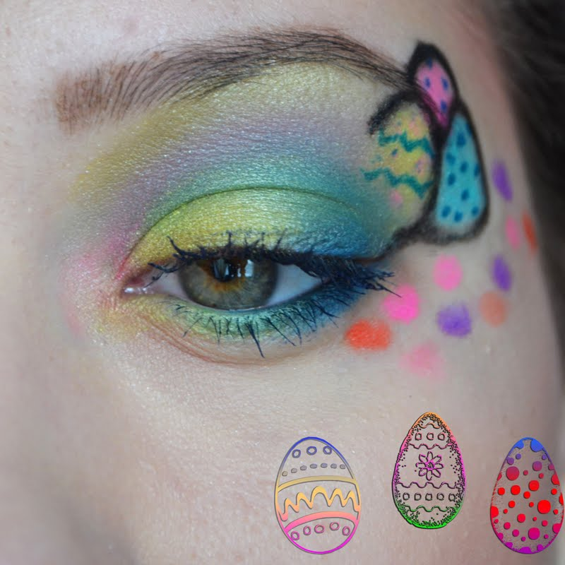 Easter Makeup Ideas 2016 10