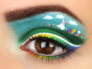 Easter Makeup Ideas 2016 11