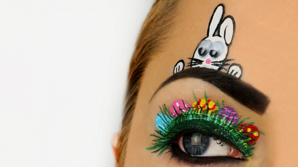 Easter Makeup Ideas 2016 9
