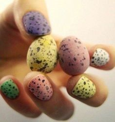 Easter Nail Art Ideas 2016 10