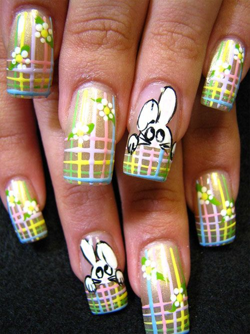Easter Nail Art Ideas 2016 12