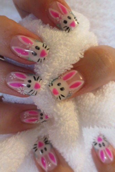 Easter Nail Art Ideas 2016 13