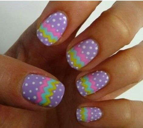Easter Nail Art Ideas 2016 16