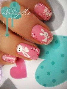 Easter Nail Art Ideas 2016 18