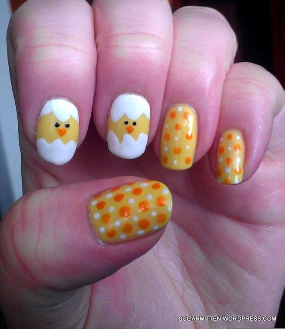 Easter Nail Art Ideas 2016 19