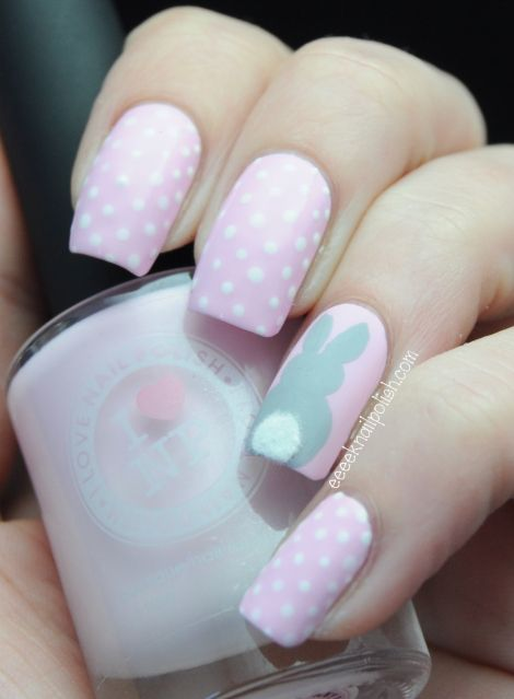 Easter Nail Art Ideas 2016 20
