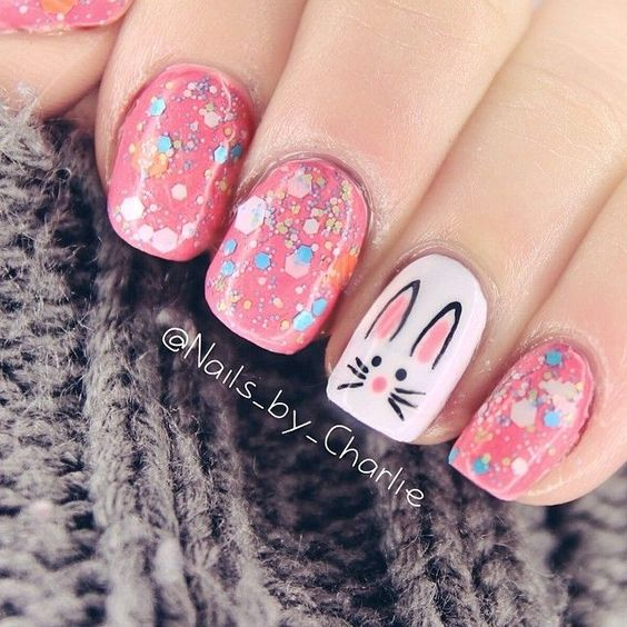 Easter Nail Art Ideas 2016 21