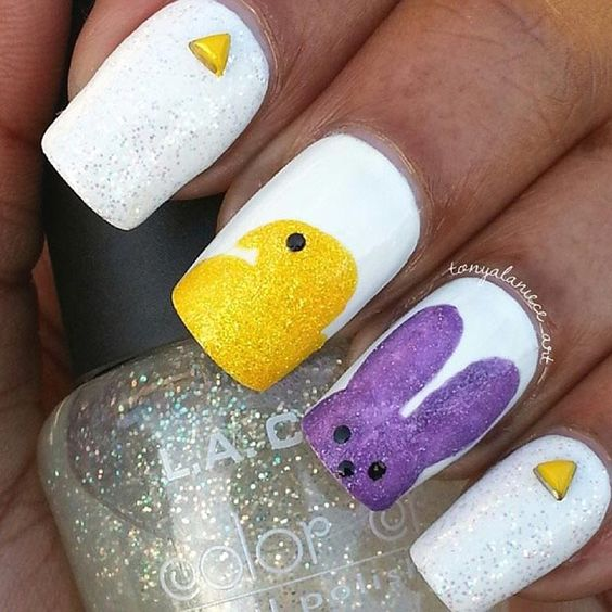 Easter Nail Art Ideas 2016 4