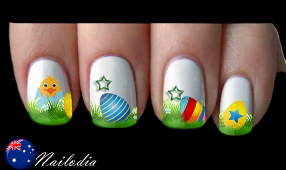 Easter Nail Art Ideas 2016 5